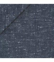 pantaloni da uomo su misura, lanificio subalpino, puro cotone blu, primavera estate | lanieri