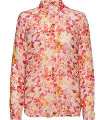 hayden shirt blus långärmad rosa inwear