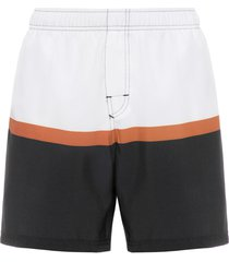 short masculino beach riva - off white