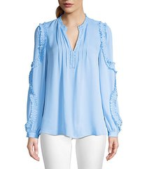 esther peasant blouse