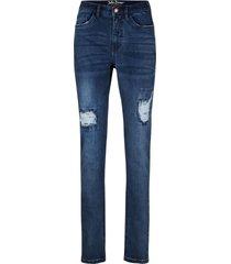 jeans modellanti slim (blu) - john baner jeanswear