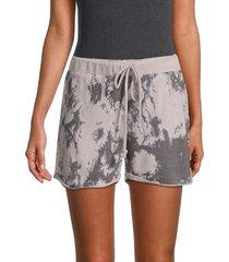 for the republic women's tie-dye shorts - size l