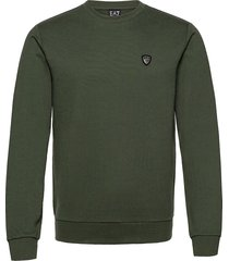 polo sweat-shirt tröja grön ea7