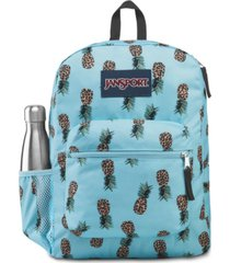 jansport cross town pineapple backpack