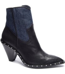 chinese laundry women's ramble western ankle booties women's shoes
