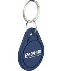chaveiro controle de acesso soprano para leitura rfdi - 03009.0312.99