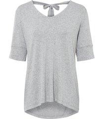 maglia con scollo sulla schiena (grigio) - bodyflirt