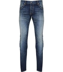 selvedge slim vintage jeans