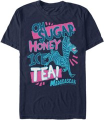 fifth sun madagascar men's marty sugar honey ice tea quote short sleeve t-shirt