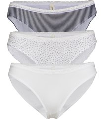 bottoms trosa brief tanga vit esprit bodywear women