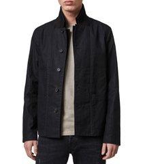 men's allsaints union slim fit jacket