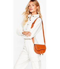 womens want what in the satchel faux leather bag - tan