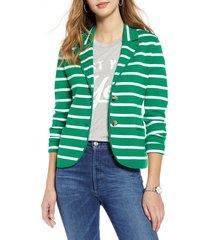 women's 1901 sweater blazer, size xx-large - green