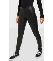 y.a.s yaszeba stretch leather legging noo byxor