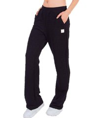 pantalón negro fila boldface