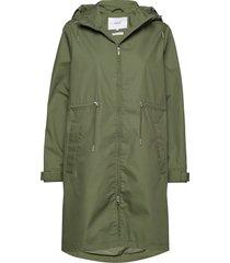 rey jacket regnkläder grön makia