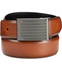 kenneth cole reaction men's reversible casual belt