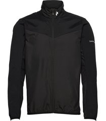 m meadow wind jacket outerwear sport jackets svart peak performance