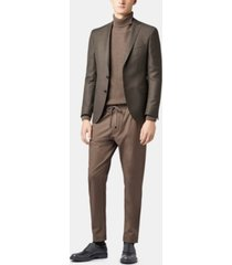 boss men's extra-slim fit virgin wool blazer
