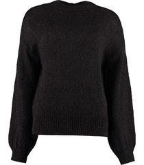 pinko ecuador mohair blend sweater