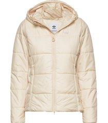 slim jacket gevoerd jack crème adidas originals