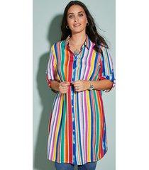 blouse miamoda multicolor