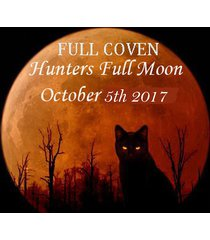 oct 5th full moon coven & scholars opportunties relations magick w/ jewelry
