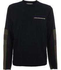 cotton jersey l/s t-shirt