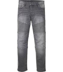jeans elasticizzati regular fit straight (grigio) - rainbow