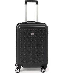 maleta de viaje grande rígida con cuatro ruedas giratorias 95946