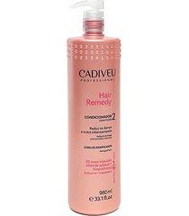 condicionador cadiveu professional hair remedy 980ml