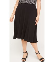 anywear side-seam skirt