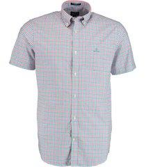 gant overhemd gingham multicolor rf 3060401/368