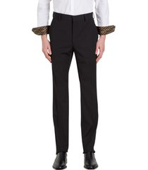 fendi tailoring trousers