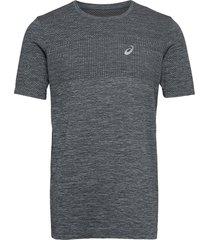 race seamless ss t-shirts short-sleeved blå asics