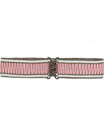 missoni multicolor belt