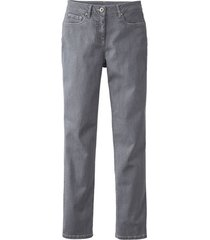 "bio-jeans ""recht"", grey 46/l30"