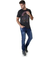 calça jeans opera rock confort masculina