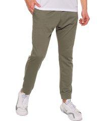 pantalón sudadera verde colore