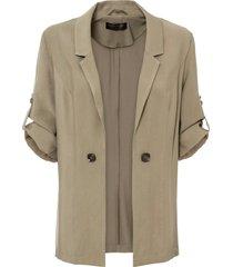 blazer lungo (marrone) - bpc selection