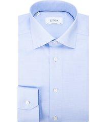 eton contemporary overhemd met lange mouwen