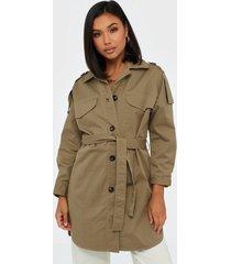 co'couture trinity jacket trenchcoats