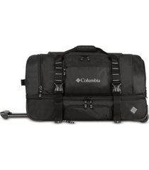 """columbia scappoose bay 26"""" wheeled duffle bag"""