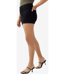 women's jennie curvy fit rolled cuff shorts