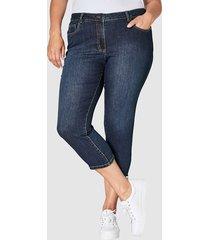 7/8-jeans janet & joyce blauw
