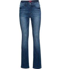 jeans ultrasoft straight (blu) - john baner jeanswear