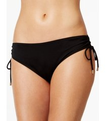 calvin klein side-tie bikini bottoms women's swimsuit