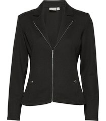jacket blazer kavaj svart brandtex