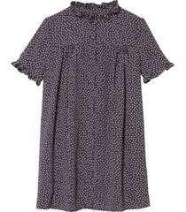 marc jacobs the pajama mini dress - blue