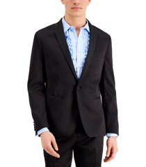 inc international concepts men's slim-fit shiny tuxedo jacket, created for macy's